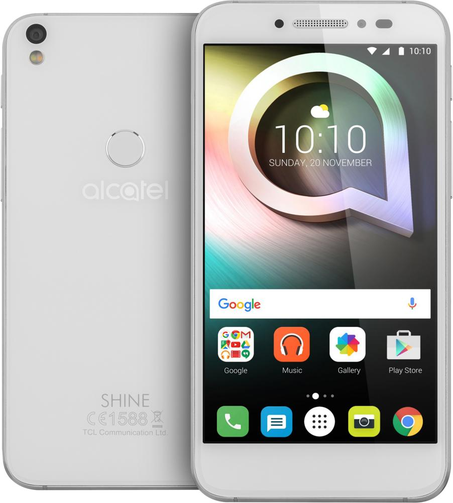 Смартфон Alcatel Shine Lite 5080X 16GB (белый)