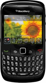 Смартфон BlackBerry Curve 8520 (черный)